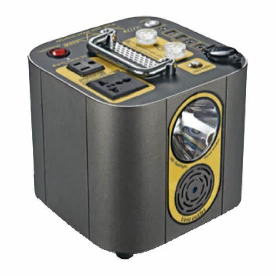 ポータブル電源・蓄電池 P6